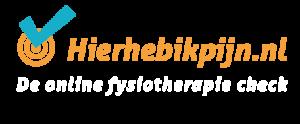 Fysiotherapie Mantinghcentrum Stadskanaal is aangesloten bij de online fysiotherapie check 'Hier heb ik pijn'.