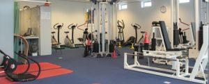 Fysiotherapie Mantinghcentrum Stadskanaal heeft een professionele fitnessruimte waar individueel en in groepsverband onder professionele begeleiding van een fysiotherapeut.