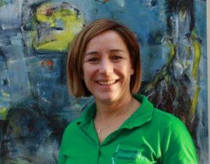 Fysiotherapeute en bekkenfysiotherapeute Vanessa Dries is werkzaam bij Fysiotherapie Mantinghcentrum Stadskanaal. Zij werkt onder andere met de methode dry needling.