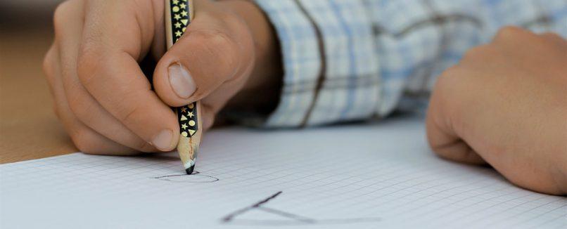 Heeft uw kind problemen met schrijven?